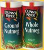 Dunn's River Nutmeg Whole or Ground Nutmeg