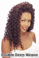 Feme Sensationnel Premium Now Human Hair: Double Deep Weave