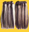 Feme Sensationnel Human Hair: Euro Straight Weave20