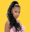 FreeTress: Drawstring Ponytail Rio Girl