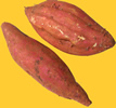 African Jamaican Sweet Potato