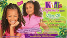 Kid's Organics Olive Oil Ultra-Gentle Hair Softening System