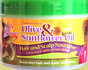 Sof n'Free n'Pretty Olive & Sunflower Oil Hair & Scalp Nourisher 250 grams