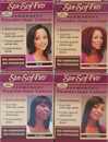 Sta-Sof-Fro Permanent Powder Hair Dye