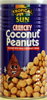 Tropical Sun Coconut Peanuts