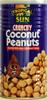 Tropical Sun Coconut Peanuts